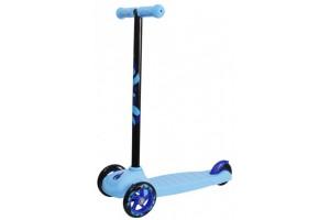 Cамокат триколісний Playtive Junior Німеччина блакитний