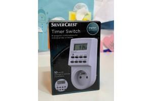 Електронний тижневий програмований таймер Timer switch Digital