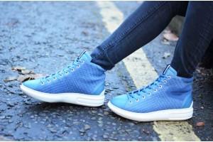 Кросівки Ecco Soft Shoes синій 39 розмір Індонезія original