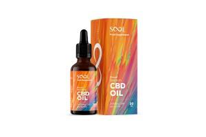Масло CBD Medic Sool Broad Spectrum 30% Польща