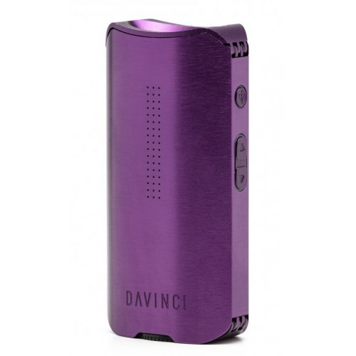 Вапорайзер DaVinci IQ2 black, purple, gray, blue