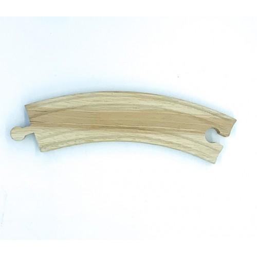 Додатковий елемент для дерев'яної залізниці C (Playtive, Ikea, Brio, Hape, Viga Toys)