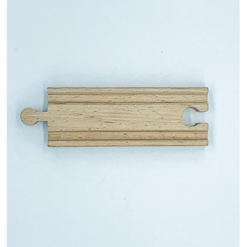 Додатковий елемент для дерев'яної залізниці D (Playtive, Ikea, Brio, Hape, Viga Toys)