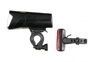 Велосипедні ліхтарі комплект CRIVIT