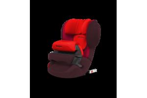 Автокрісло CYBEX Juno Fix 9-18 кг Rumba Red