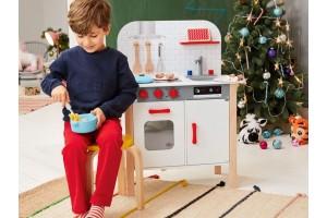 Дитяча дерев'яна кухня PlayTive Junior 2020 Німеччина