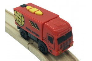 Вантажівка для дерев'яної залізниці PlayTive Junior