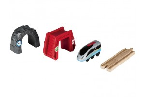 """Набір """"2 інтерактивні арки"""" для дерев'яної залізниці PlayTive Junior"""