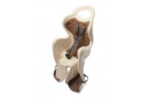 Велокрісло Bellelli Mr. Fox Італія на раму relax з відкидною спинкою білий