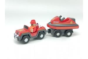 Ігровий набір PlayTive Junior Пожежна машина