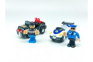 Ігровий набір PlayTive Junior Поліцейське Переслідування