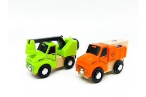 Ігровий набір PlayTive Junior Будівельні машини
