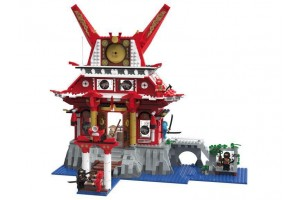 Конструктор PlayTive The Samurai Temple 1438 ел Німеччина