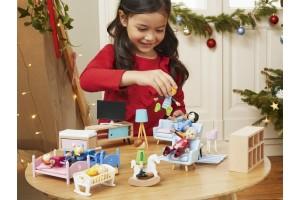 Набір меблів для лялькового будинку PlayTive Junior