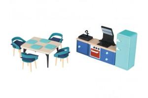 Набір меблів кухня PLAYTIVE® Німеччина