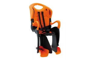 Велокрісло Bellelli Tiger Clamp Orange на багажник